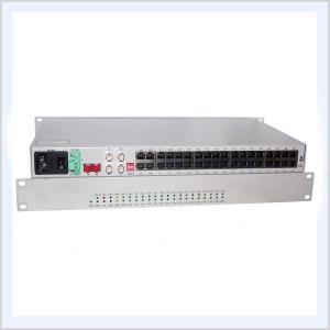 China Voice Mux/DXC/PCM/DACS Multi Service Cross Connection Multiplexer on sale