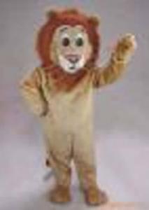 China Disney Cartoon Costume  Fur Costume the Lion King on sale