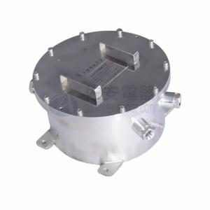 China Stainless Steel IP68 Flameproof Exd Box Explosion Proof Box For Optical Fiber Converter on sale