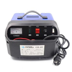 China 12V Car Battery Charger CB-40 Portable Car Battery Charger Starter on sale