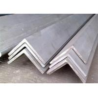SUS 304 / 316L Stainless Steel Angle Bar Wear Resistant For Reaction Tower