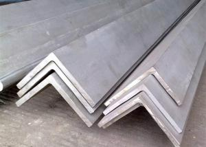 China SUS 304 / 316L Stainless Steel Angle Bar Wear Resistant For Reaction Tower on sale