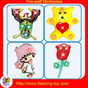 China el flash badge on sale