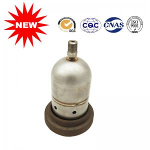 China Lightweight Water Tank Level Indicator Float Balll With Male And Hole on sale