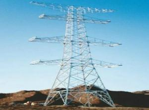 China 750KV transmission tower manufacturer, telecom tower fabrication on sale