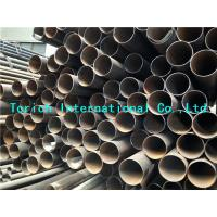 EN10219-2 Non - alloy / Fine Grain Steels Cold Formed Welded Structural Hollow Sections