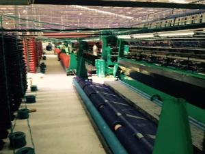 China High speed double needle bed raschel mesh bag shade net  machine supplier manufacturer on sale