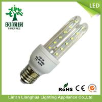 SMD2835 PBT Housing 7W 8W LED Corn Lamp Exporting to Brazil