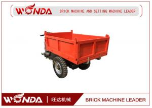 China 1-10T Load Electric Mini Dumper Track , Brick Cerry Electric Tricycle For Cargo on sale