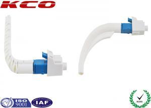 China LC 90 Degree Fiber Optic Connectors , Fiber Optic 90 Degree Connectors on sale