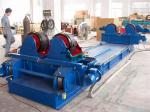Heavy Duty Pipe Rollers For Welding , Pressure Vessels Automatic Welding Machine