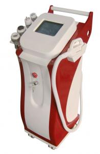 China IPL + Cavitation + RF Laser Beauty Equipment for Shrink Pores, Vascular Lesion on sale