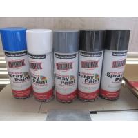 400ml Aerosol Spray Paint General High Gloss Purpose Interior / Exterior Applied