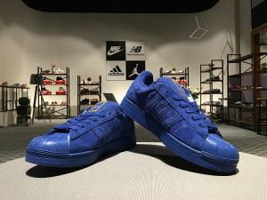 esposizione Soldato coccodrillo  Adidas Superstar Laser Sneaker Pure White Black Blue Color Snearker Real  Photo Showed for sale – Sports Shoes 2020 manufacturer from china  (106858664).