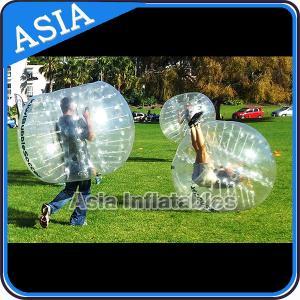 China Bubble football , Soccer bubble , Bubble soccer , Bottle bubble ball , Knocker ball on sale