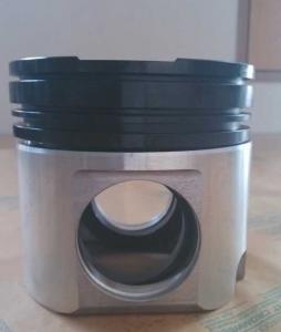 China Steel Ceramic QSM SPLIT TYPE Cummins Engine Piston AB4070653 / 4059901 , High Pressure on sale