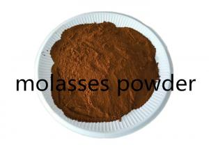China Synergistic Agent Sugar Cane Molasses Powder With Water Soluble 99% For Stimulate Plant Growth on sale