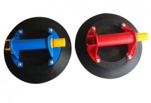 China Tv Screen Plate Glass Suction Cups / Vacuum Suction Lifter 125mm Sucker Diameter on sale