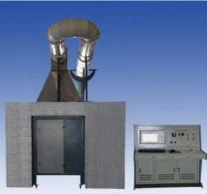 China ISO13823 Fire Testing Equipment / Building Materials And Products Single Burning Item Test Machine (SBI) on sale