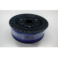 Durable Violet 1.75mm Plastic Filament Desktop For Digital 3D Printer
