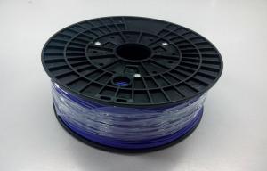 China 1.75mm Violet 3D Printer ABS Filament For Digital 3D Printing on sale