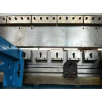China Metal Plates CNC Hydraulic Press Brake With DELEM DA52 8000KN on sale