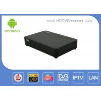 Amlogic S805 Quad Core Android DVB S2 Satellite Receiver WiFi  XBMC