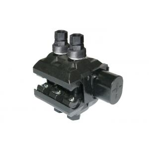 China Black Rubber And Silicone Insulation Piercing Connector IPC High Quality on sale