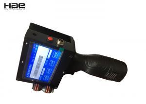 China 600dpi High Resolution Portable Handheld Printer , Inkjet Coding Printer For Stainless Steel on sale