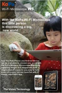 China Educational WiFi microscope distributors wanted on sale