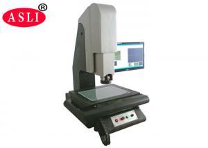 China Plug And Play Video Measuring Machine Smart Camera Machine Vision Microscope Application on sale