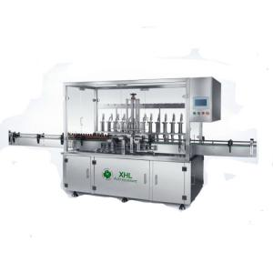 China 3000kg 99.9%  Accuracy Water Bottle Filling And Sealing Machine on sale