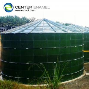 China Minimal Maintenance Stainless Biogas Storage Tank With Superior Corrosion Resistance on sale