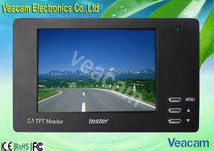 China Test Box CCTV Accessories with 2.5 TFT Display and Automatic Charging  on sale