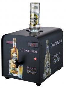 Quality Fast Cooled Whiskey Shot Dispenser Lightweight With Stainless Steel Inner Tank for sale