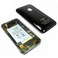 China Original Aluminium Alloy Back Cover of iPhone Replacement Housing for iPhone 2G on sale