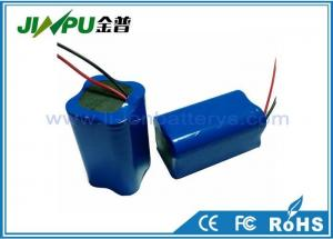 China Lithium iron Robot Vacuum Cleaner Battery 18650 4400mah 12v 3S2P on sale
