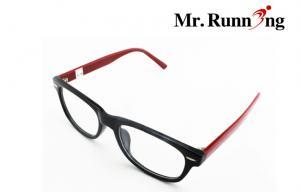 China Retro Prescription Nerd Glasses , PC Lens Learning Optical Glasses on sale