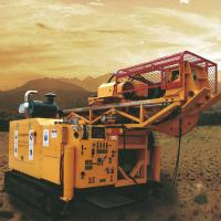 Hydraulic Mining Drilling Rig
