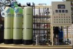 China High Working Efficient Ro System Water Purification Plant , Easy To Operate wholesale