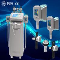 New fat removal cryo+cavi+RF cryolipolysis weight lose equipment