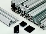 40*40MM Extruded Aluminium Profiles for Industry Assembly Line