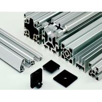 China 40*40MM  Anodized Industrial Aluminium Profile Assembly Line For Office Partition /  Machinery on sale