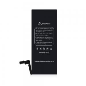 China Slim 100% Replace Iphone Battery Apple Iphone 6 Replacement Battery on sale