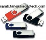 最もよい金属の旋回装置USBのフラッシュ ドライブ、100%の元および新しいメモリー チップ