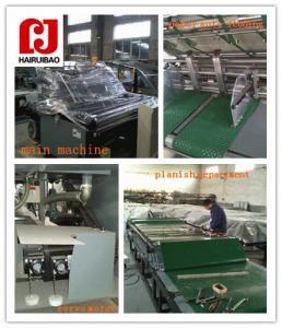 China corrugated card board laminating machine price on sale