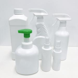 China OEM 500ml Recycled Empty Spray Plastic Bottle With Trigger Spray on sale