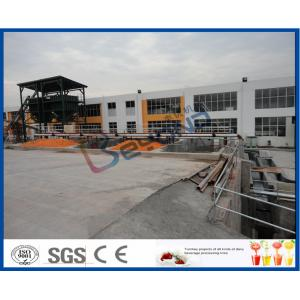 China Turn Key Project 30TPH Fresh Orange Processing Line With 200L Drum Filling Machine on sale