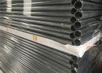 2.1mx2.4m temp fence Zinc coating: 200g/m2 for wire(28 microns); 300g/m2 for pipe(42 microns) Standard: AS4687-2007
