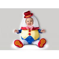 China Cute Humpty Dumpty Infant Baby Costumes Disney Prince For Party on sale